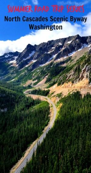 North Cascades Pin