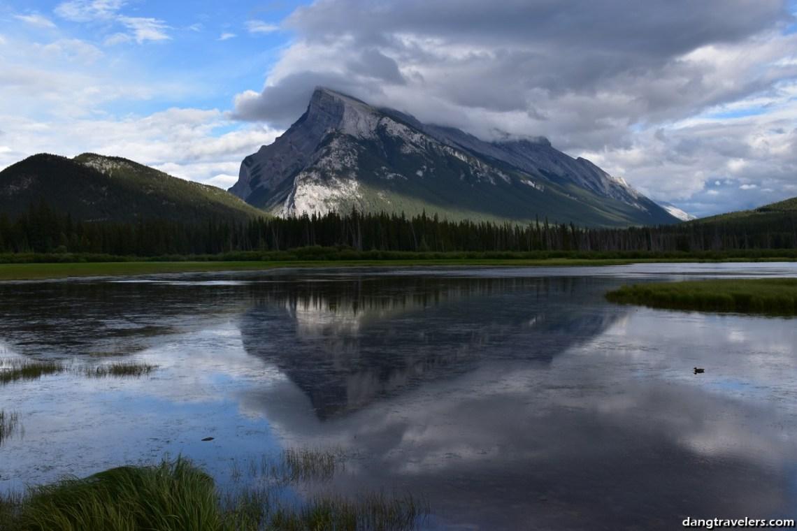 Vermilion Lakes Drive Banff (2)