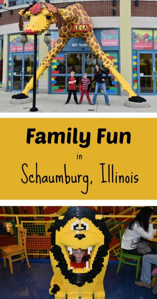 Knights, airplanes, jousting and LEGO's what more can you ask for? If you are looking for a family fun day in the Midwest, look no further!