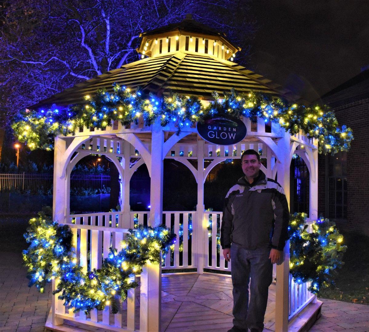 St Louis Garden Glow
