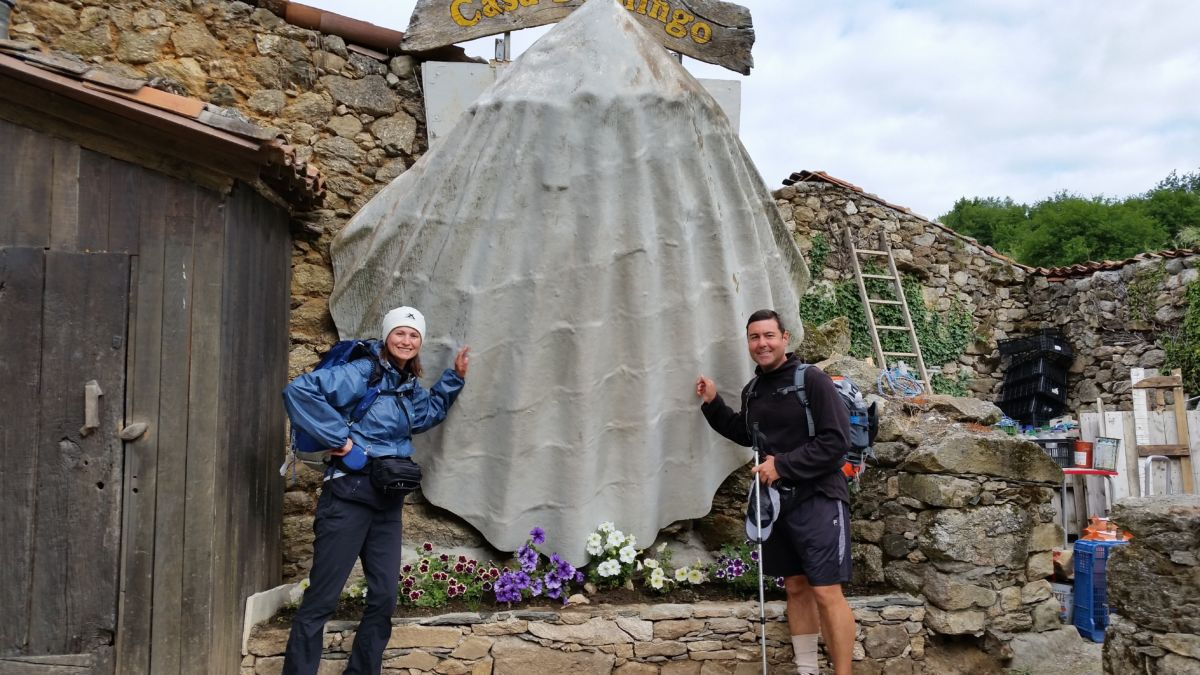 Walking the Camino Francés: Barbadelo to Boente