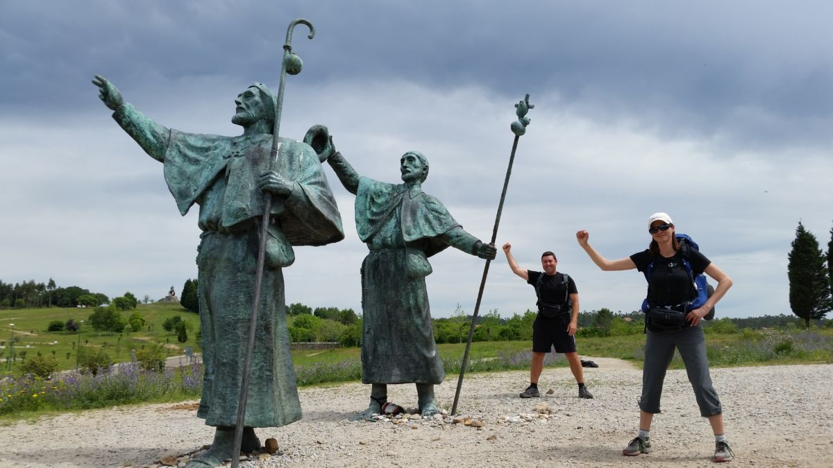 Walking the Camino Francés: Boente to Santiago de Compostela