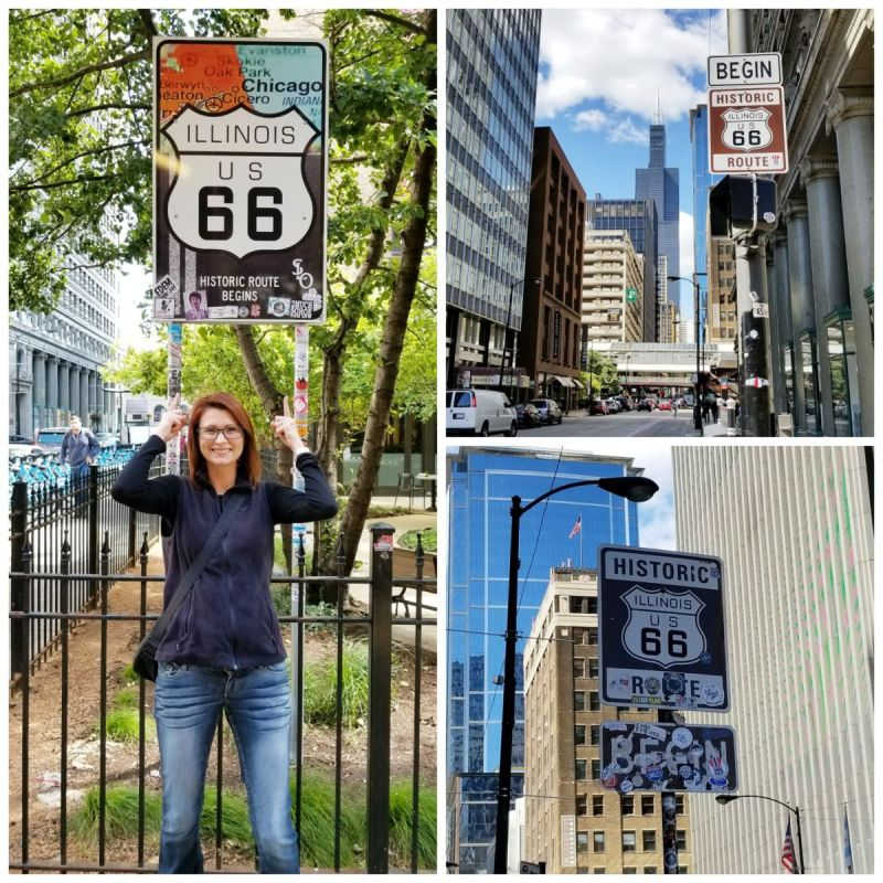 There's nothing that captures the heart and soul of America than a cross-country road trip. Chicago Route 66, is the beginning of the iconic Mother Road.