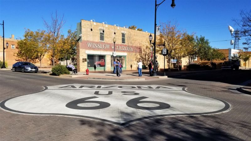 All the MUST-SEE and DO on Route 66 Arizona: National Parks, Old Western Towns, Unique Lodging, Side Trips, and even a Meteor Crater!