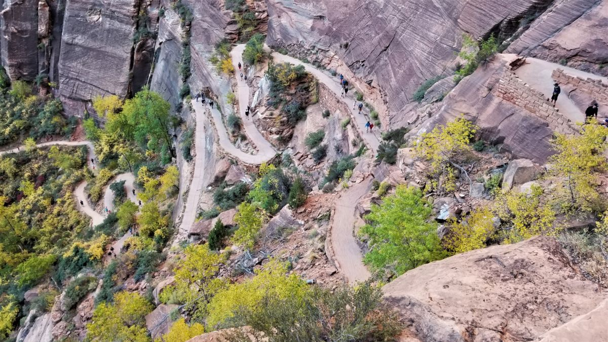 Everything You Need To Know About Angels Landing Hike In