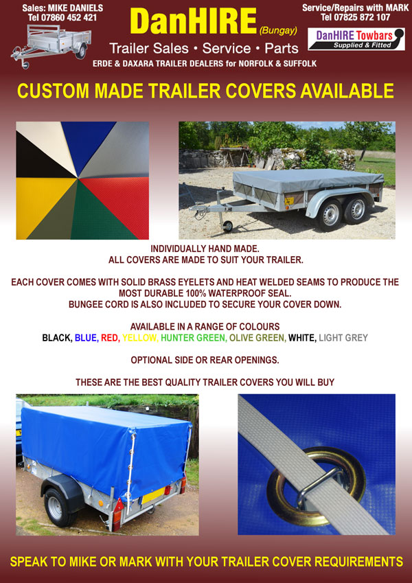 trailer covers