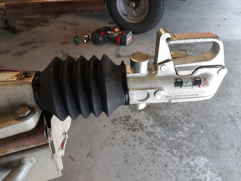 new coupling hitches
