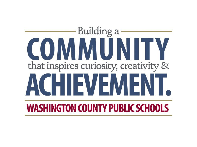 2013. The Washington County Board of Education asked the team at Icon Graphics to create a logo for their new vision statement. Since the statement is a bit long, I tried to pull out the main themes so the logotype works at a glance and upon closer inspection.