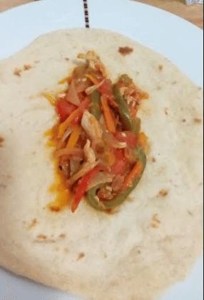 Quick Chicken Fajita Recipe