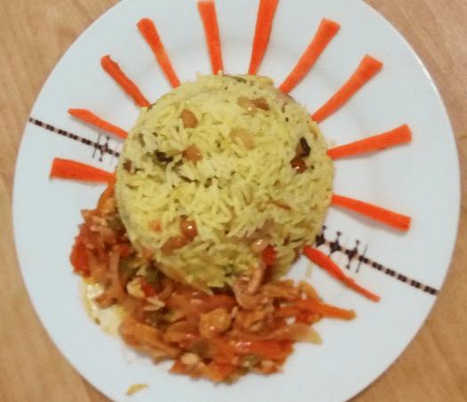 Yummy Lemon Rice Recipe