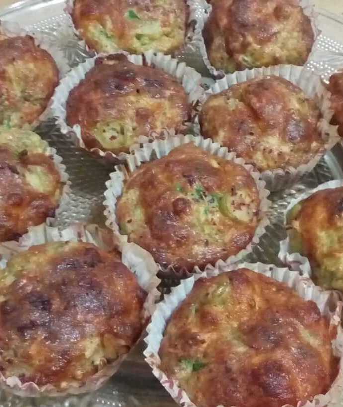 Breakfast Egg Muffins Cups Recipe