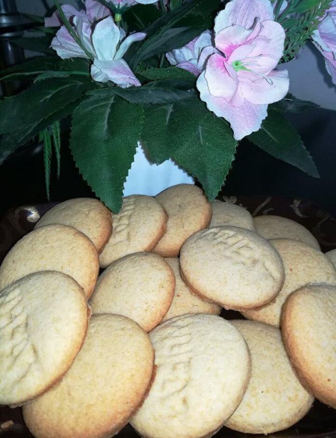 Healthy Wheat Cookies Recipe
