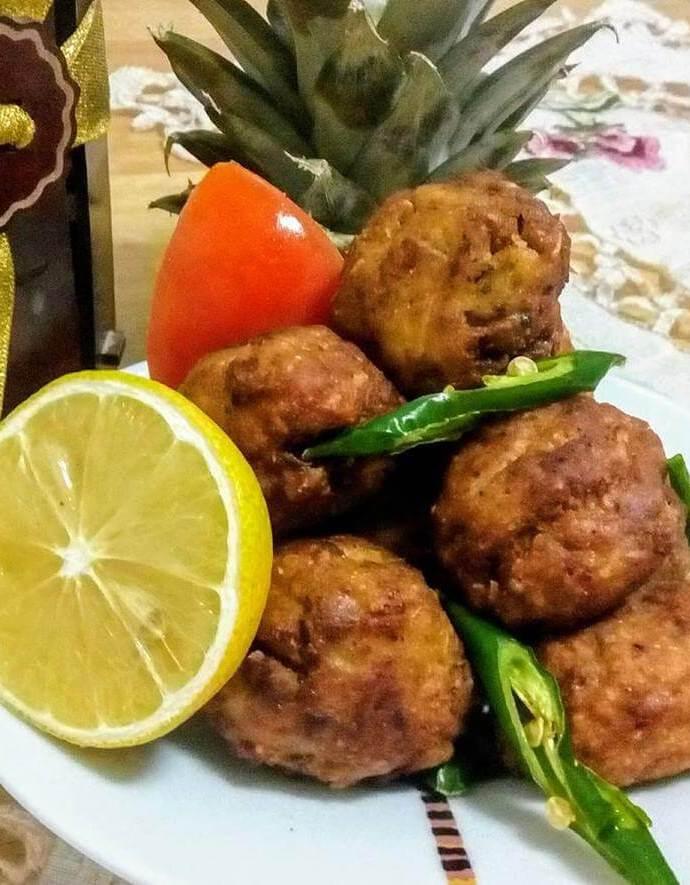 Oatmeal Meatballs Recipe