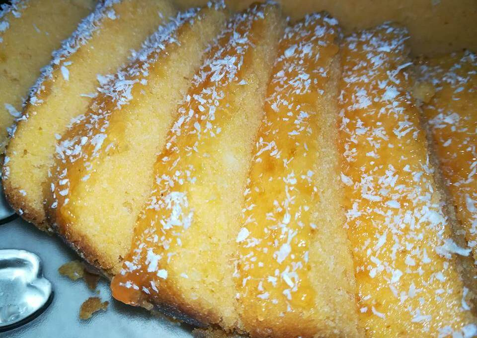 Orange Cake Super Yummy recipe