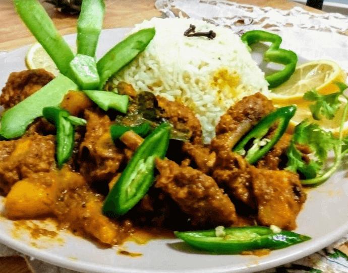 Easy Chicken Vindaloo Recipe