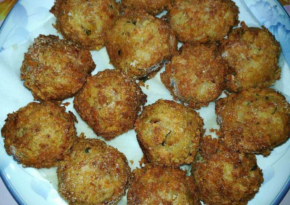 Tasty Cheese Balls Recipe
