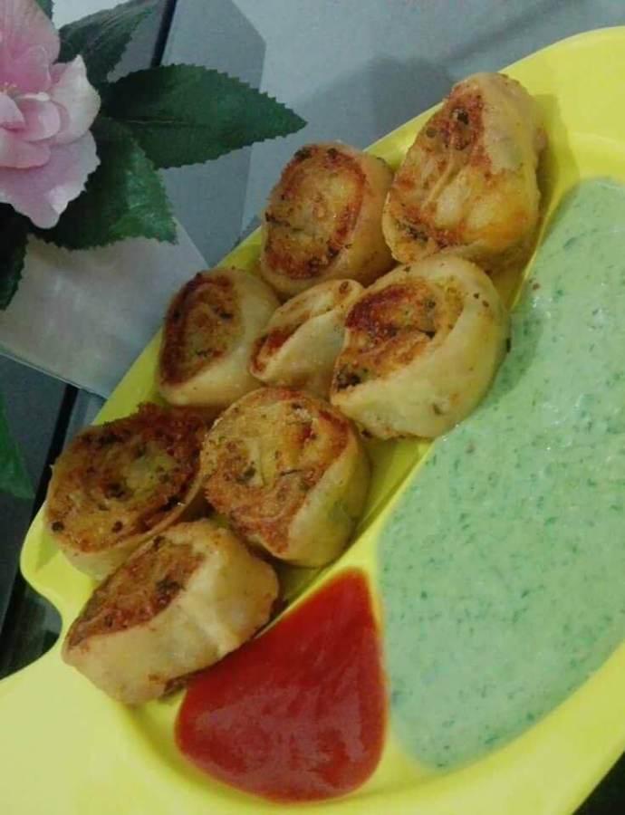 Easy and tasty Pinwheel Recipe