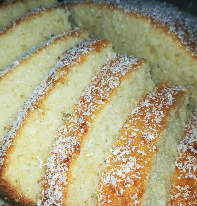 Easy and quick Coconut Cake Recipe