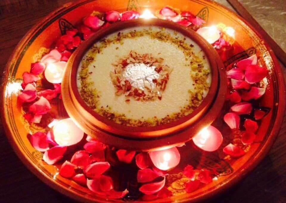 Rice dessert Recipe Chawal ke kheer
