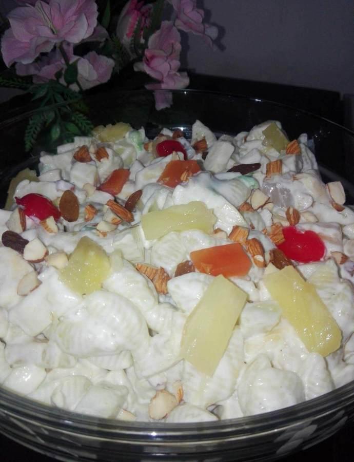 Russian salad recipe