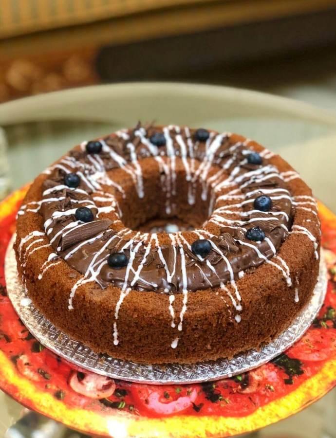 Chocolate Surprise Cake Recipe