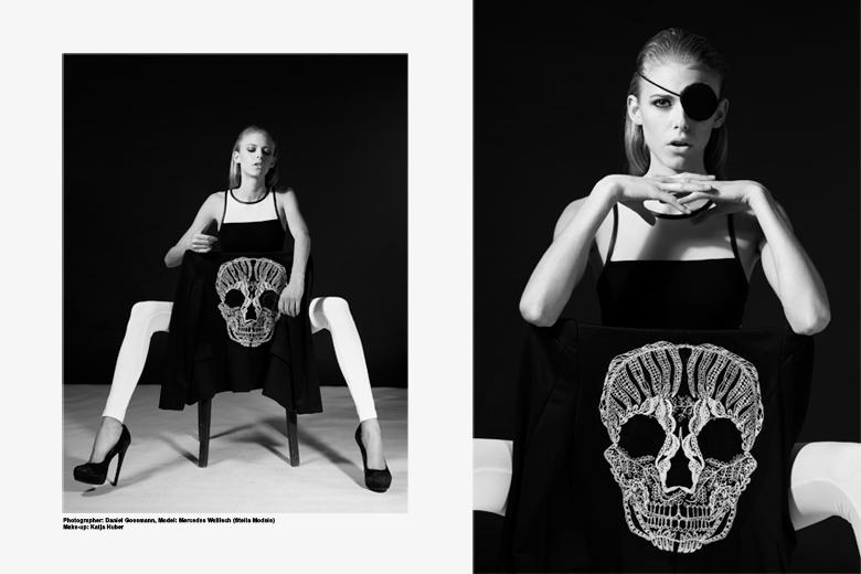 Fashion & Beauty by Daniel Gossmann 21 Mercedes Wallisch