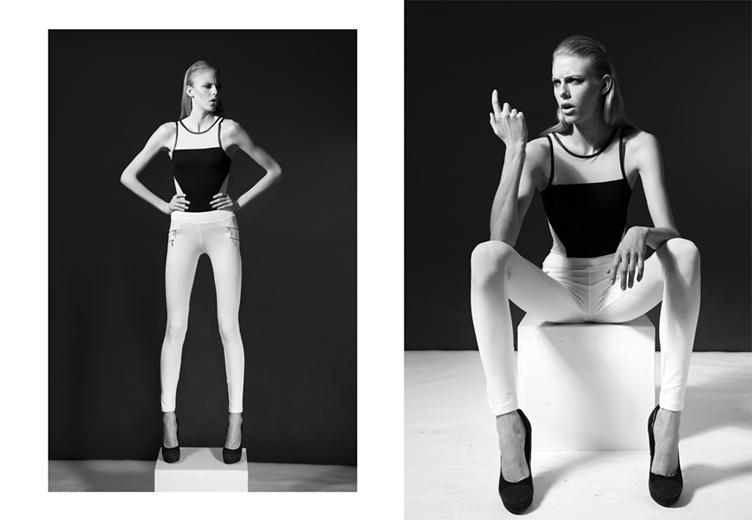 Fashion & Beauty by Daniel Gossmann 27 Mercedes Wallisch