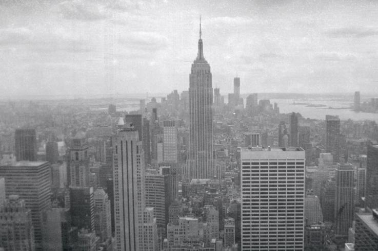 New York by Daniel Gossmann