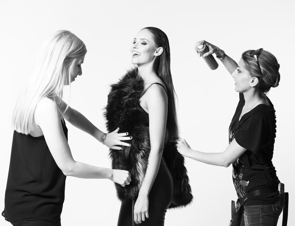 Julia Furdea Miss Austria by Daniel Gossmann making-of_blog