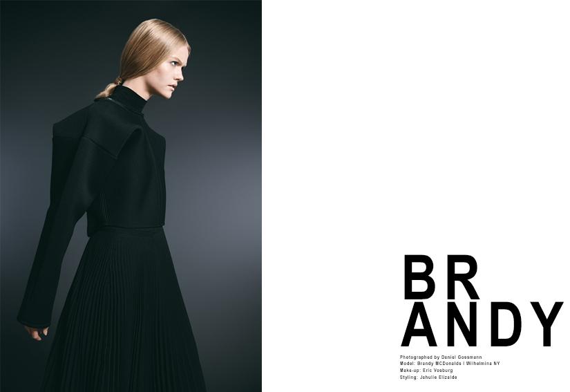 Brandy MacDonald by Daniel Gossmann for Wilhelmina Models New York 1 Kopie