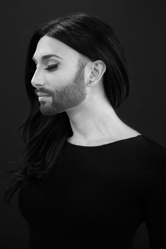 Conchita Wurst by Daniel Gossmann 1_Blog