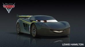 Cars 2: Lewis Hamilton