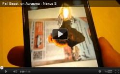 Fell Beast on Nexus S - Android