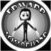 My Aura: Edward Scissorhands