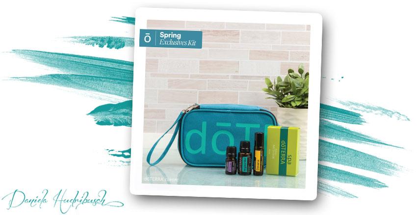 doterra spring tour kit