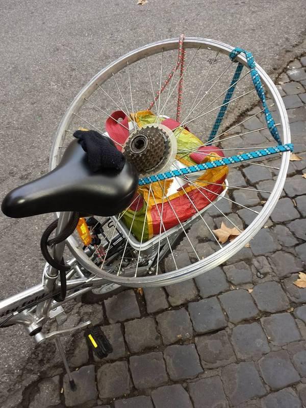 Dalla ruota al sole di Daniela Bellofiore