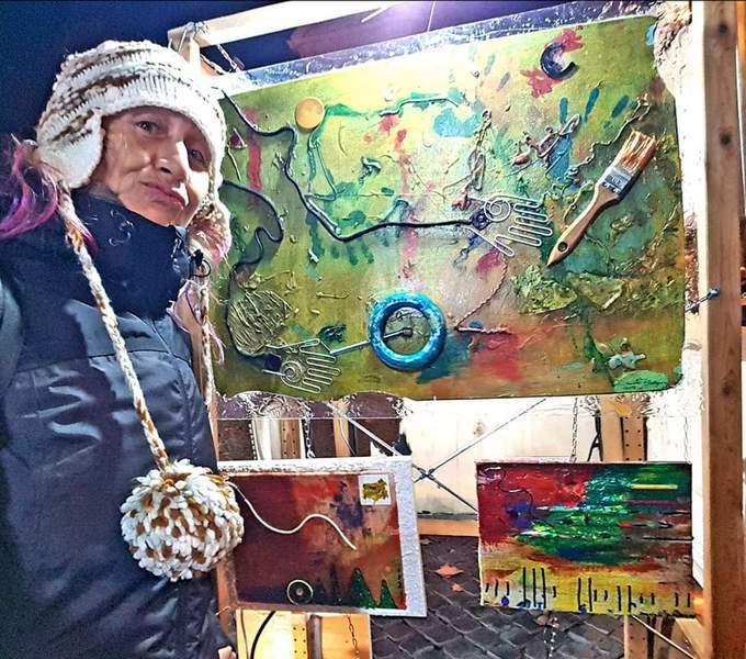 Artista di strada di Daniela Bellofiore