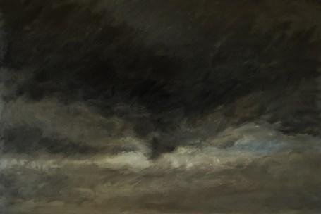 oil on canvas, 100x150cm, 2017