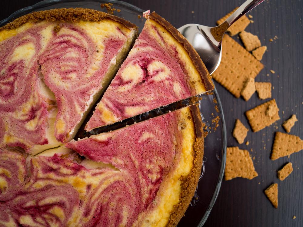 Rasberry-Cheesecake