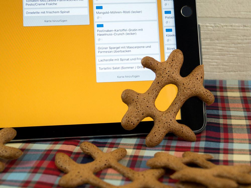Hashtag-Kekse