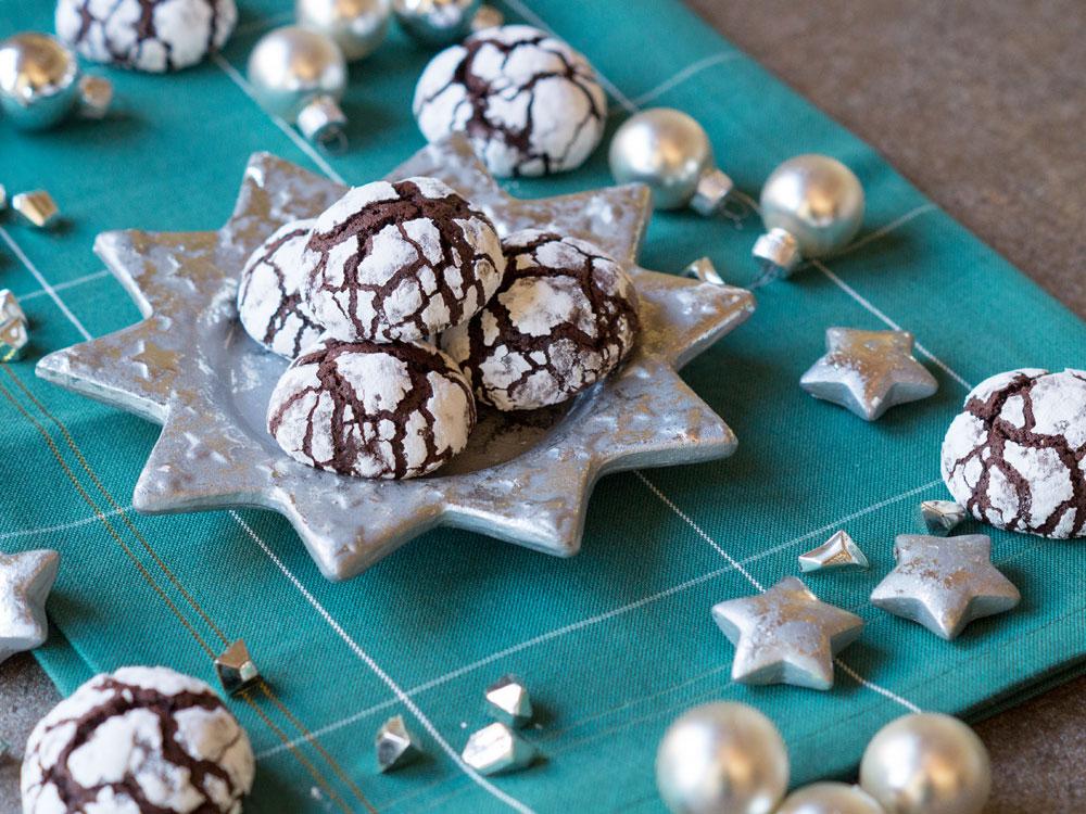 {Gastblogger} Schoko-Crinkle-Cookies