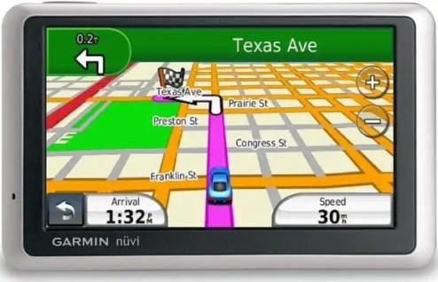 GPS Garmin Atualizar