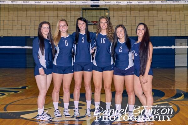 Daniel Brunson Photography | 2015-2016 Women's Volleyball ...