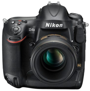 Nikon-D4s-DSLR-fronte