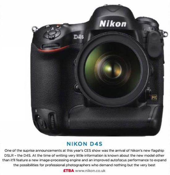 Nikon-D4s-in-AP-magazine
