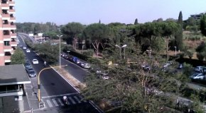 Webcam EUR Roma