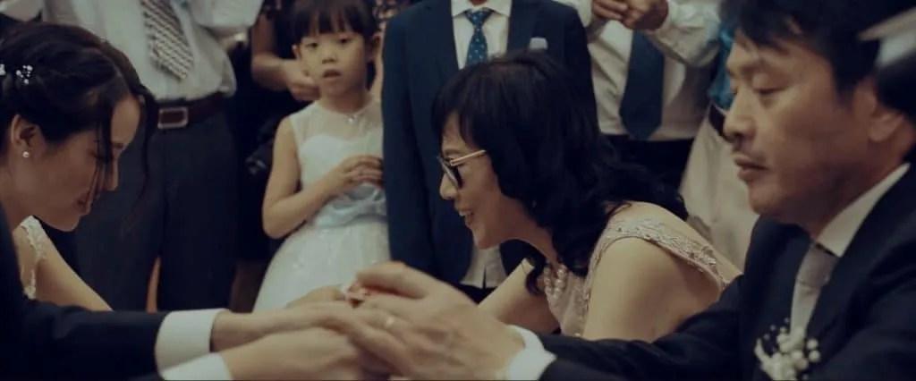 wedding tea cerimony