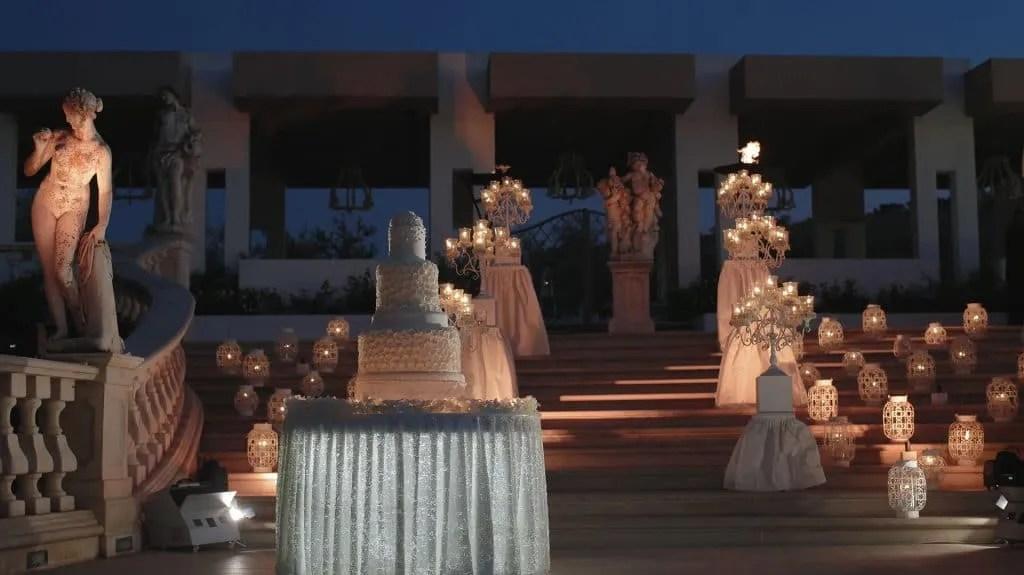 wedding villa carafa