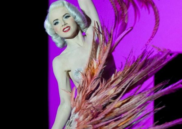 The burlesque show