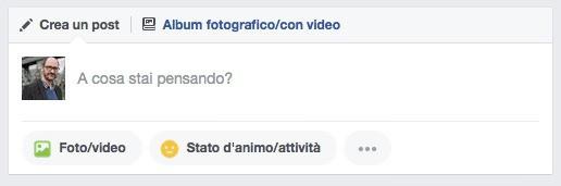 Stato Facebook
